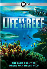 Life on the Reef (DVD,2015) BRAND NEW!