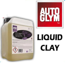 NEW Autoglym Liquid Clay Bar MAGMA COLOUR TRANSFORM TECHNOLOGY 5 Litre FREE GIFT