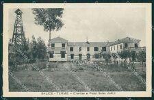 Pavia Godiasco Salice Terme Charitas cartolina QT0199