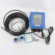 Graigar Ultrasonic Flow Meter TUF-2000B+TM-1 DN50-700mm Digital Flowmeters