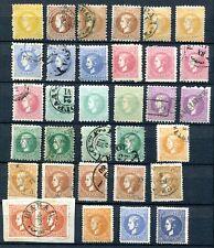 Serbia 1860-1880 Vandersanden lot interesante (54718c