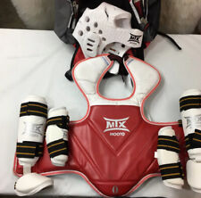 Mtx Mooto Taekwondo Karate Equipment Sparring Gear Kids Size Xs