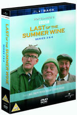 Last Of The Summer Wine - Series 3-4 - Complete      New           Fast  Post