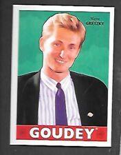 WAYNE GRETZKY 2016 Upper Deck Goodwin Champions Goudey #30