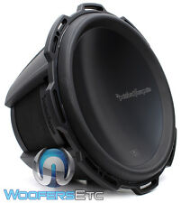 "ROCKFORD FOSGATE T0D215 POWER 15"" 1600W DUAL 2-OHM SUBWOOFER BASS SPEAKER NEW"