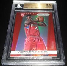 Rookie 9.5 Graded NBA Basketball Trading Cards