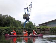 Kanutour Kanu Vermietung Bille Hafen Hamburg Elbpark Entenwerder für Gruppen