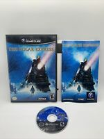 The Polar Express (Nintendo GameCube, 2004) Complete Tested