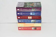 Lot of 6 Luann Rice Novels/ Books Summer's Child, of Roses, True Blue, Moon