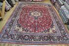 OLD HANDMAE PERSIAN CARPET OF TRADITIONAL FLORAL DESIGN 400 x 290 CM