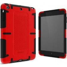 Cygnett WorkMate Shock-Absorbing Dual Material Case for iPad Mini Red / Black