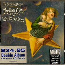 The Smashing Pumpkins ,2Cd set - Mellon Collie & Infinite Sadness