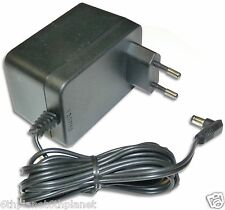 European 2-Pin DVE Model DV-91AUP Output 9 Volts @ 1Amp (1000 mA) Power Adapter