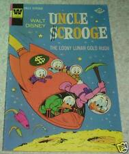 Walt Disney's Uncle Scrooge 117, FN- 5.5 The Loony Lunar Gold Rush 50% off Guide