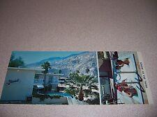 1970s STARDUST HOTEL & APTS PALM SPRINGS CALIFORNIA CA. VTG POSTCARD