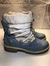 Timberland Women's Winter Nubuck Boots Size-10 M