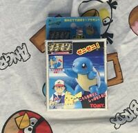 NIB Pocket Monsters P-14 P14 P 14 Tomy Japan Zenigame Pokemon Squirtle Model