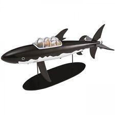 Shark Submarine TINTIN with box  New Moulinsart  figurine figure