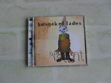 BARENAKED LADIES STUNT - SINGLE DISC AUDIO CD