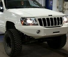 Jeep Grand Cherokee WJ Winch Bumper 99-04 Bumper Unpainted Logansmetal4x4 SALE
