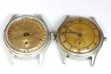 Oris 451 and 453 Swiss handwind watches for parts/restore