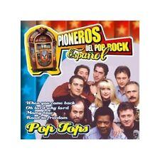 POP TOPS - PIONEROS DEL POP ROCK ESPAÑOL [CD]