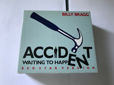 Accident Waiting to Happen [CD 1 +2  : Billy Bragg - Single CD [INC BOTH DISCS ]