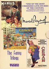 The Fanny Trilogy (Marius/Fanny/Cesar) 4 DVD Set-Raimu-Pierre Fresnay-Pagnol-R1
