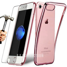 COQUE ETUI PROTECTION IPHONE SE/8/7/6/S/X XR XS MAX 11 Pro +FILM VERRE TREMPE