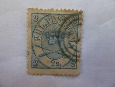 Denmark 1864 2s fine used
