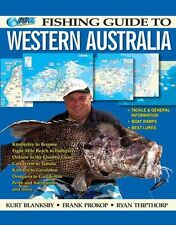 NEW AFN Fishing Guide to Western Australia by Kurt Blanksby