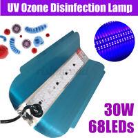 30W UV Light Tube Sterilizer Ozone Germicidal Lamp Ultraviolet Disinfection