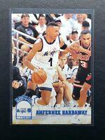 1993-94 NBA Hoops Basketball Anfernee Hardaway RC, Rookie Card, Magic