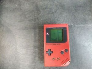 Fully Refurbished Game Boy Play it Loud Red