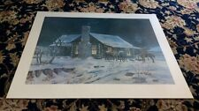 Jodie Boren Limited Edition Lithograph Western Art Print Artist Signed/Numbered
