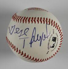 George Thorogood Autograph Signed Baseball JSA COA Official George Ball