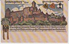 Ansichtskarte Frankreich   Elsaß  Hohkönigsburg