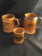 More details for lord nelson ware widecombe fair belchamps scout camp blenheim palace tankards