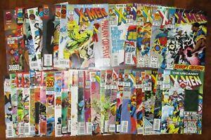 Uncanny X-Men MARVEL Comics Lot 300 301 304 316 317 350 360 Cable Wolverine