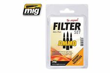 AMMO OF MIG A.MIG-7451 Filter Set for desert Vehicles (3p) 17ml
