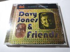 DAVY JONES & FRIENDS My Music Classic Masters CD 10 trks SEALED NEW 2013 TJL USA