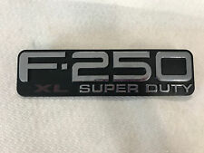 92-96 Ford F250 XL Super Duty emblem