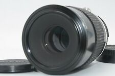 Nikon Ai-s Micro Nikkor 105mm f/4 MF Lens for F Mount Excellent+++++ from Japan