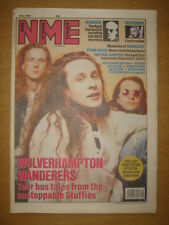 NME 1990 MAY 5 WONDER STUFF ANDY WARHOL MADONNA ROSES