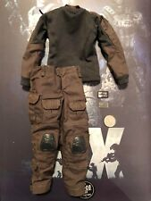 Mini Times US Navy Seal Team Six M008 G3 Shirt & Pants loose 1/6th scale