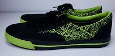 Draven NCDR990 Distortion Black and Lime Green Mens Shoes Size 11 D Medium