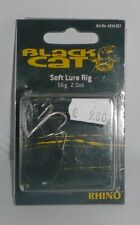 Black Cat: monture Soft Lure Rig 56g
