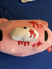 Pink Chax GP Gloomy Bear Plush Large Head Manju Japanese