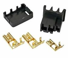 Universal 3 Pin Alternator Plug Repair Kit & Terminals - Lucas ACR & Bosch Units