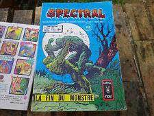 SPECTRAL n° 3 2eme série très bon état AREDIT 1978